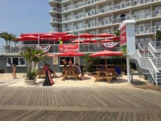 grotto pizza ocean city 1401 atlantic ave restaurant reviews rh tripadvisor ie