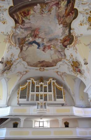 Schongau, Германия: Орган