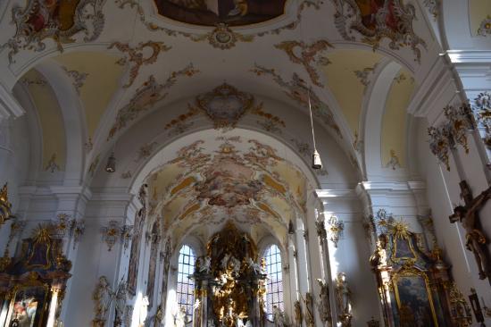 Schongau, Германия: Внутреннее убранство