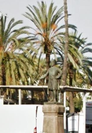 Monumento a Roger de Lluria