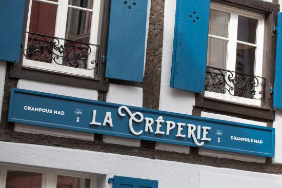 La Creperie Crampous Mad