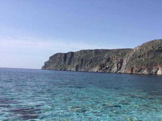 Koita, Grecja: Nearby beach