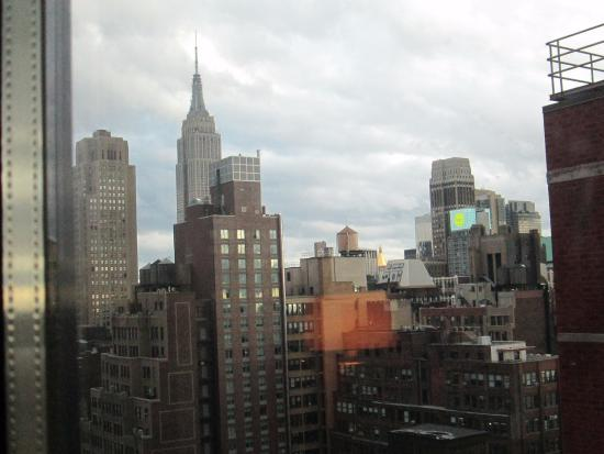 el empire state building desde mi ventana wow picture of rh tripadvisor co za