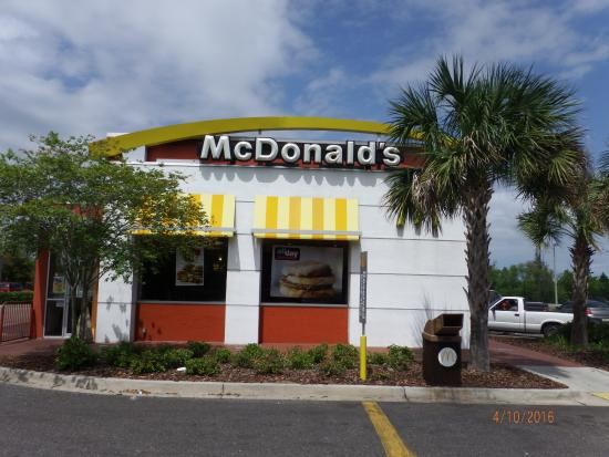 mcdonald s yulee 463761 state road 200 restaurant reviews rh tripadvisor com