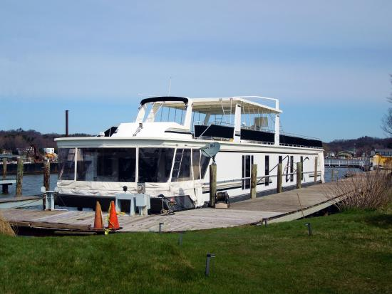 Sea Suites Boat & Breakfast Bild