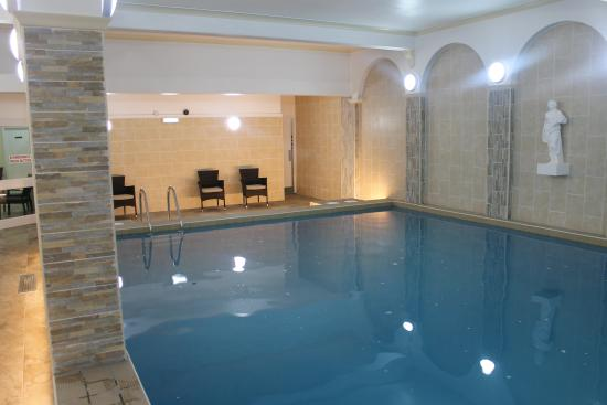 Swimming pool picture of chatsworth house hotel llandudno tripadvisor for North wales hotels with swimming pools