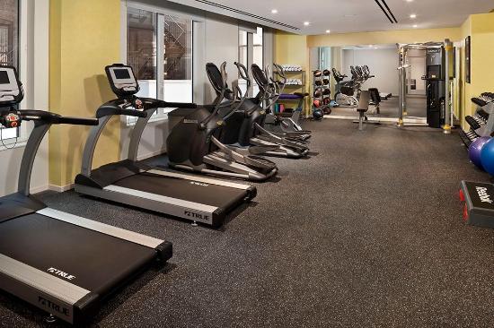 second floor fitness center picture of innside by melia new york rh tripadvisor com