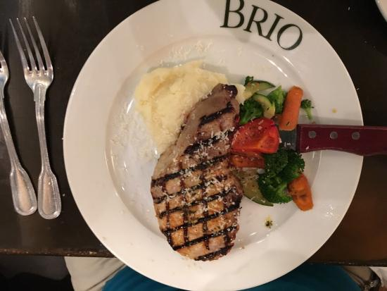 BRIO Tuscan Grille: As always- FABULOUS!