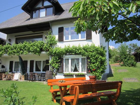 Weissbriach, النمسا: Haus Holunder,  in het mooie Gitschtal.