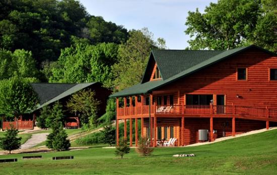 Whalan, MN: Big Timber - 8 bedroom, 6 bath