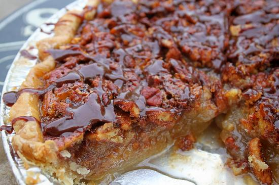 Woodstock, GA: Bourbon Chocolate Pecan Pie