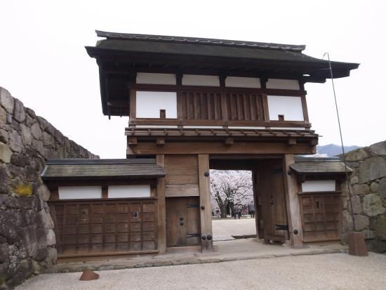 北不明門の櫓門 - Picture of Ma...