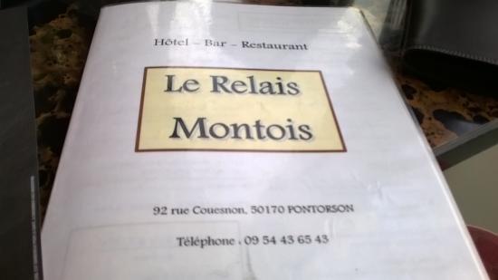 Le Relais Montois Photo