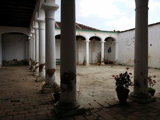 La Ensenanza, Casa de la Ciudad: Otro Patio