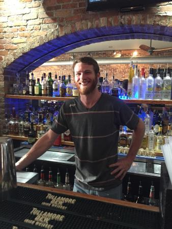 Fernandina Beach, FL: Have you met Austin?  He makes rockin drinks!