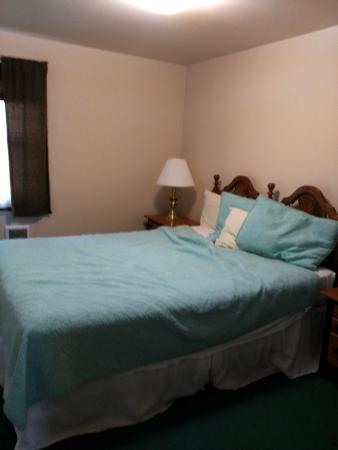 Terimore Lodging by the Sea: 2nd bedroom of cottage 29