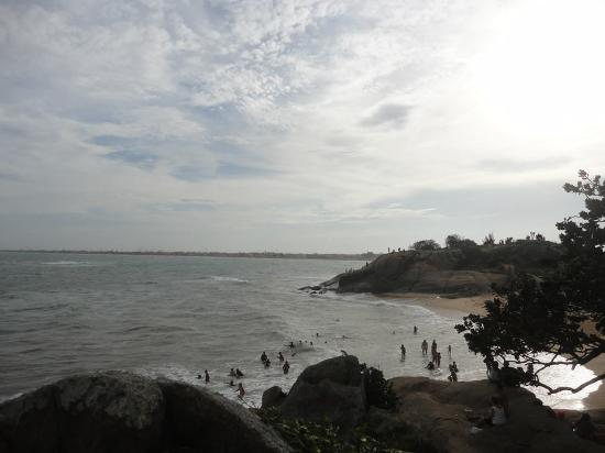Tamoios, RJ: prainha