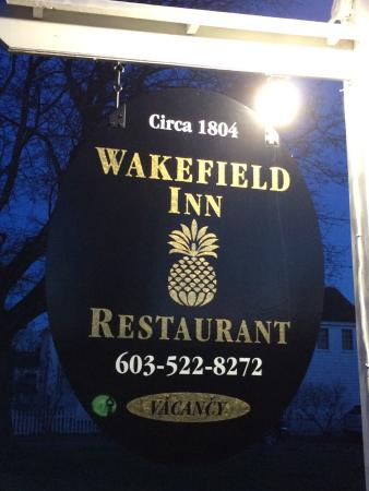 The Wakefield Inn & Restaurant: photo0.jpg