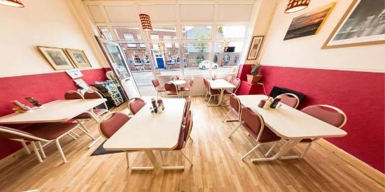 Crew Mess Cafe