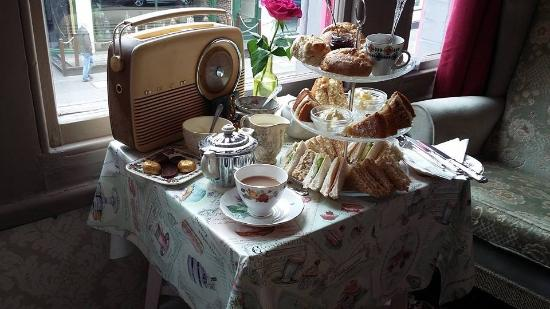 Steam Vintage Tea Rooms