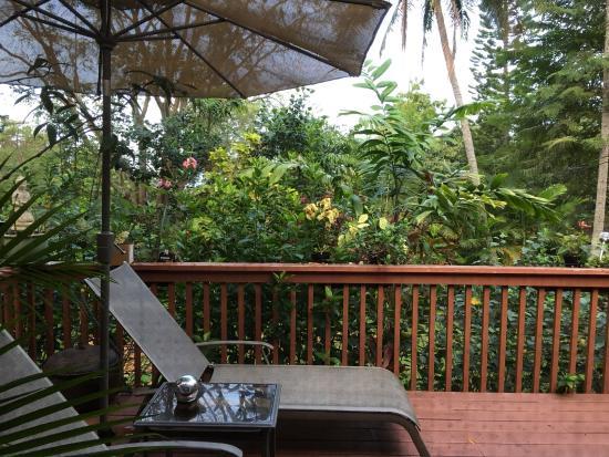 Balcony - Honu Kai B&B Photo