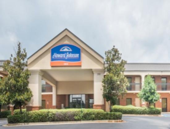 Howard Johnson Prattville: Welcome!