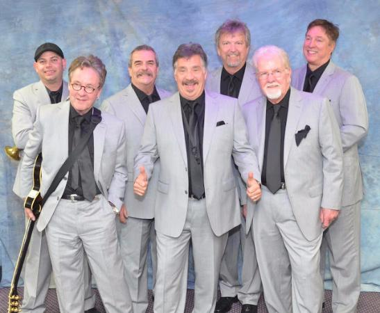 Sunset Beach Concerts: The Embers & Craig Woolard May 25, 2016 Performing