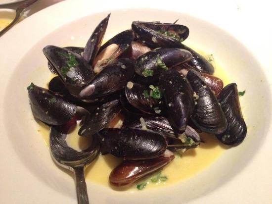 โอกฮาร์เบอร์, วอชิงตัน: Mussels