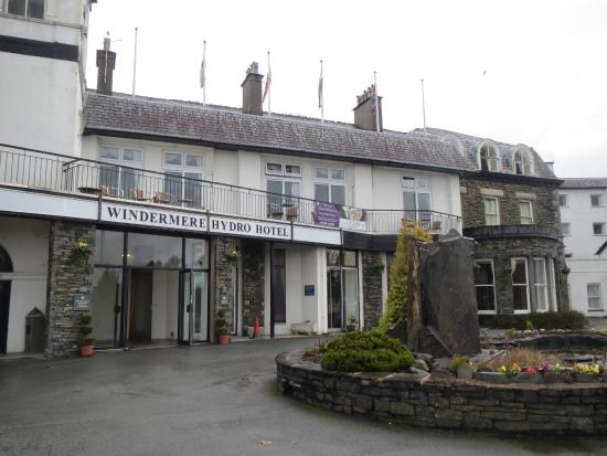 Windermere Hydro Hotel: Hotel entrance
