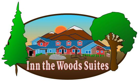 Ahwahnee, Kalifornia: Inn the Woods Logo