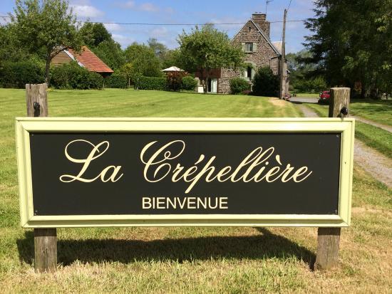 La Crepelliere: Welcome