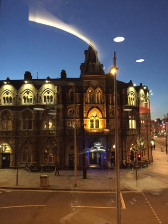 view from the restaurant picture of clayton hotel cardiff cardiff rh tripadvisor co uk