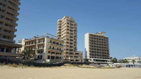 Famagusta District, Cypern: If your thinking of any trips to do book through Mr John he lived there in 1974 and has experien