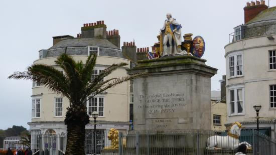 The Grange: Historial Weymouth