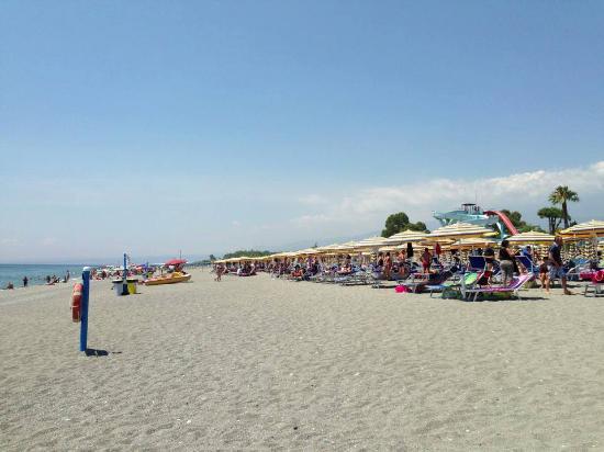 Spiagge sicilia taormina giardini naxos letojanni mazzarò