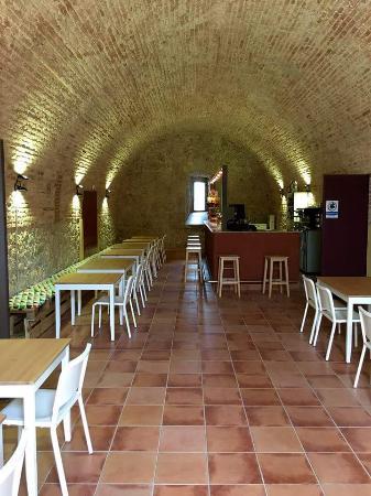 La Cantina del Castell de Sant Ferran