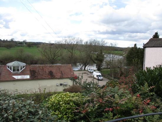Ross-on-Wye, UK: The Thomas Blake Memorial Garden