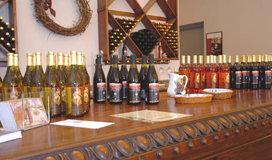 Davis Valley Winery and Vineyard