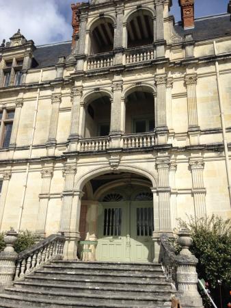 Chateau de la Bourdaisiere Image