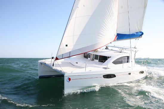 Catamaran Adventure Charters