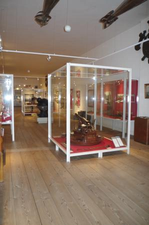 Hvad helvede Orlogsmuseet Copenhagen