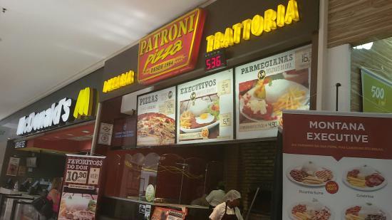 Patroni Pizza-Vale Sul Shopping