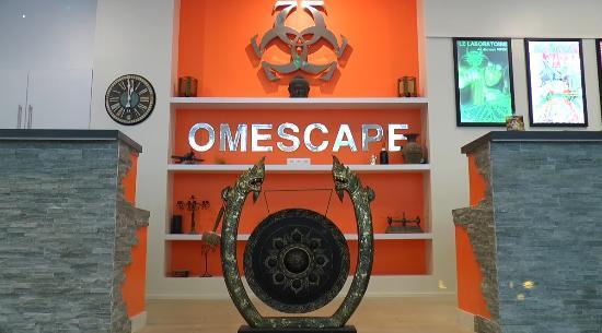 Omescape Lyon