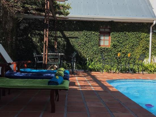 De Noordhoek Lifestyle Hotel: Pool
