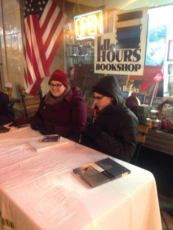 South Bend, IN: Idle Hours Bookshop