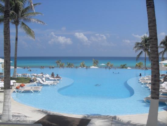 piscina infinita picture of le blanc spa resort cancun cancun rh tripadvisor ie
