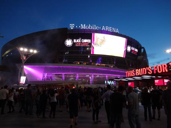 T Mobile Arena Las Vegas 2020 All You Need To Know Before You