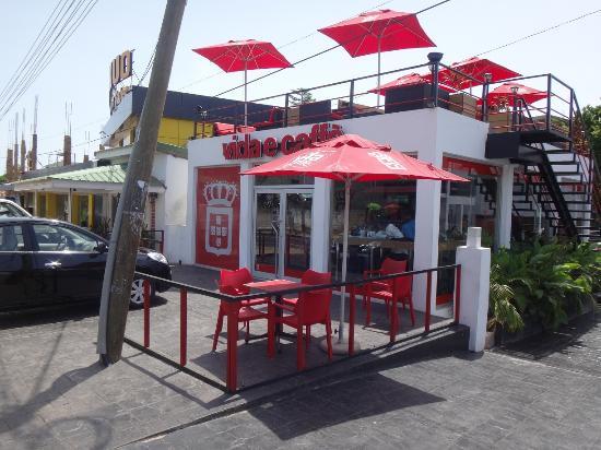 Vida Cafe Accra Menu