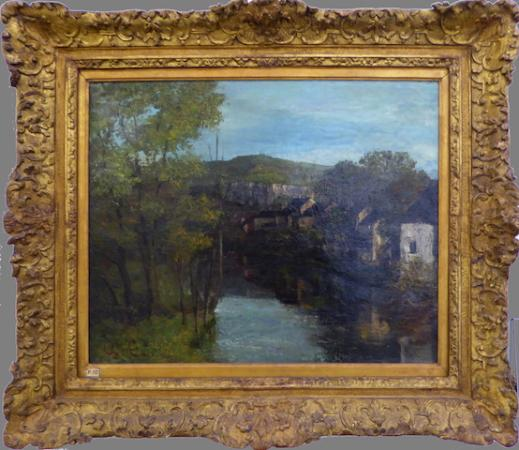La Tombe De Courbet Picture Of Musee Gustave Courbet Ornans Tripadvisor