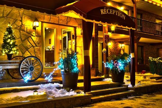 Piedmont, Καναδάς: reception winter